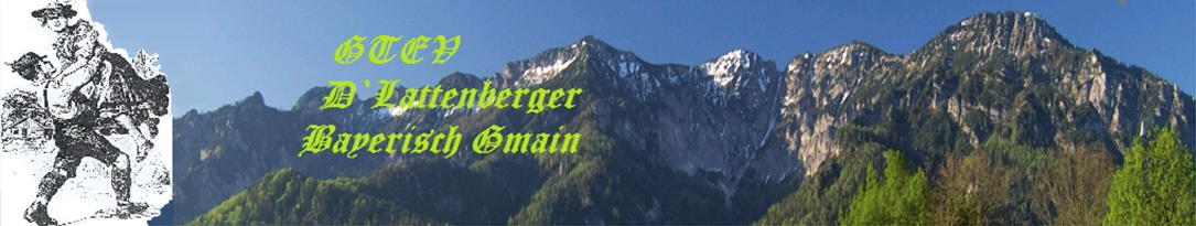Trachtenverein Bayerisch Gmain